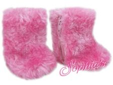 """Doll Clothes AG 18"""" Boots Hot Pink Sophia Made To Fit American Girl Dolls"""