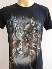 Emperor Eternity Centaur Warrior Tattoo T shirt Black M L