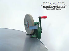 "NEW! 4"" or 6"" Bench grinder-Manual/ Hand operated- knife/ tool sharpener.."