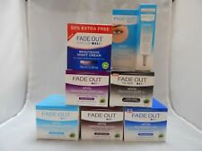 FADE OUT WHITE DAY, NIGHT & EYE SKIN LIGHTNING CREAMS !SUPER BUY!! BEST PRICES!!