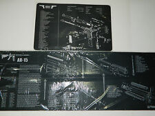 Tekmat - Group #19 - Build A Combo Gun Cleaning Mats -Smith & Wesson M&P series