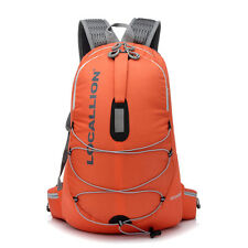 Outdoor Sports 15L Waterproof Riding Cycling Bike Bag Hiking Camping Backpack