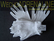 10/5 Pairs 100% Cotton White Beauty Photo Glove Medical Eczema Child Care Gloves