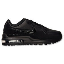 687977-020 Nike Air Max LTD 3 Black/Black *Brand New*