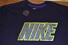Nike DRI-FIT Cotton Blend Training Tee T-Shirt  Brand New With Tags