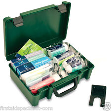 BS-8599-1/2 Standard Workplace Catering Travel Motoring First Aid Kits & Refills