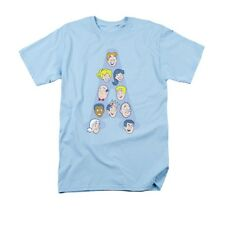 ARCHIE COMICS CHARACTER HEAD Officially Licensed Men's Graphic Tee Shirt SM-3XL