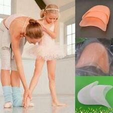 Soft Girl Shoe Nude Ballet Pad Pair Gel Protector Toe Silicone Pointe Dance E28