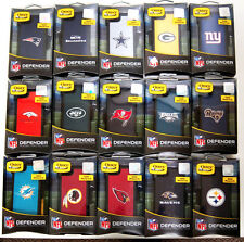 NEW Authentic Otterbox Defender Cases w/ Clip for Apple iPhone 5/5S NFL Edition