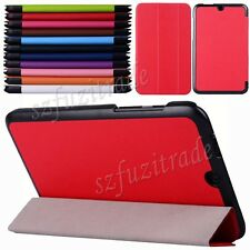 "Magnetic Folio Folding Leather Case Slim Cover Skin For 8"" HP Stream 8 Tablet"