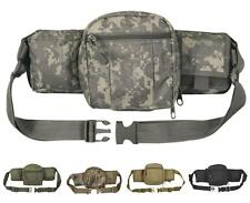 NEW Fox Tactical Fanny Pack Adjustable Waist 6 Color Options F52-58