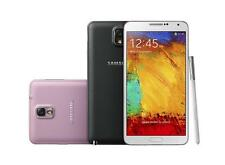 Samsung Galaxy Note 3 Factory Unlocked N900V Black or White Cell Phone