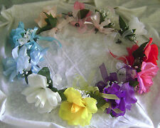 Open Rose Corsage* your choice*wedding*for Mom*Prom*Party event*Quinceanera