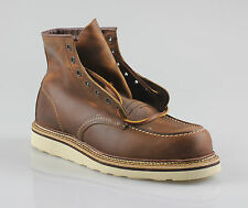 Red Wing Heritage Classic Boot Copper Rough  Tough 1907