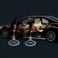 New 2Pcs Projector Laser LED Door Welcome Step Shadow Logo Light For All Car E26