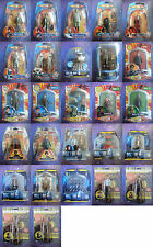 "DOCTOR WHO CLASSIC AND NEW SERIES 5"" FIGURES BOXED COLLECTION SDCC UK EXCLUSIVES"