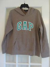 GAP WOMEN'S HOODIE PULLOVER SWEATSHIRT ARCH LOGO NWT SIZES L, XL RETAIL $39.99