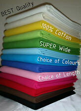 QUALITY Cotton Linen Fabric Curtain Furnishing Material Home Textile Bedroom