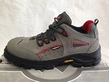 Safety Shoes Work Shoes AIMONT TRUCKER Series S1P HRO SRC Leather New Orig. Box