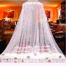 Round Lace Insect Bed Mesh Canopy Netting Curtain Dome Mosquito Net Princess New