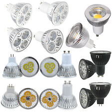 5W 9W 12W 15W GU10 MR16 COB LED Spotlight  LED Lamp Energy Downlight High Power