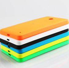 Matte  Battery Back Door Cover Case For Nokia Lumia 630 + Free Film