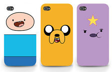 Adventure Time With Finn And Jake Character IPhone 5 / 5S Hard Case