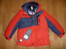 NWT Boys 3 in 1 ZEROXPOSUR Winter Coat Jacket Size 6/7 8/10 12/14 LINER orange