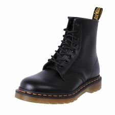 New Dr Martens docs Mens/Womens BLACK smooth leather 8up boots 1460 Cheap