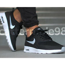Nike Air Max Thea UK 8.5 9 9.5 BLACK / WHITE QS Hyperfuse 1 90 43 44 44.5
