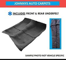MOULDED CAR CARPET TO SUIT HOLDEN. FE FC FB EK