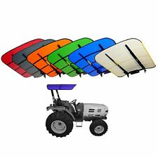 """Sunshade Canopy ZTR Mowers & Compact Tractors TUFF TOP XL 48""""x52"""" Color Choice"""