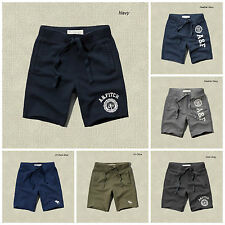 NWT ABERCROMBIE & FITCH MENS ATHLETIC SHORTS SIZES XS S M L XL
