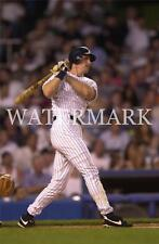 AM334 Paul O'Neill NY Yankees Hits Blast Baseball 8x10 11x14 16x20 Photo