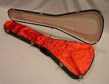 """AxeShield"" Satin Protection Shroud ATTACHES To Gibson/Epi Flying V Case"
