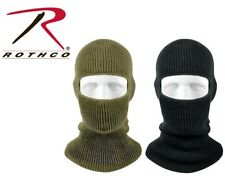 Deluxe Acrylic One Hole Military Cold Weather Ski Mask Face Mask USA Made 5501