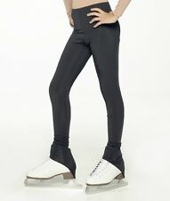 SEMI OVER THE BOOT ICE SKATING LEGGINGS THERMAL AND WATER RESISTANT