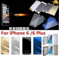 Electroplant Mirror Protector/ Tempered Glass Screen/ Case Cover iPhone 6,6 Plus