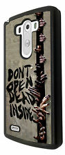 Walking Dead Zombie Hands Fun Scary Design LG G4 / LG G2 G3 Case Cover
