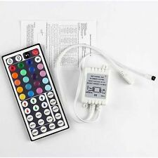 24 44 Key IR Remote Controller DC 12V for RGB LED 3528 5050 SMD Strip Lights