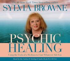 NEW Psychic Healing: Using the Tools of a Medium to... AUDIO-BOOK (CD-Audio)