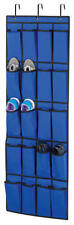 20-Pocket Non-Woven Over-the-Door Hanging Organizer shoe and accessory organizer