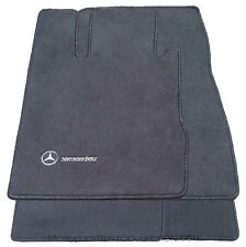 Mercedes-Benz Genuine OEM Carpeted Floor Mats S-Class RWD 2000 to 2006 (220)