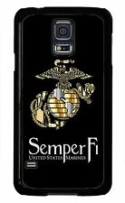 Marines Marine Corps USMC Semper Fi Case for Samsung Galaxy S3 S4 S5 Note 2 3 4