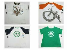 NEW T Shirts Tops Toddler Kids Baby Boys Size:24 Months,3T,4T ,5T Garanimals,FAD