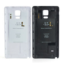 Genuine SamSung Galaxy Note 4 Wireless Battery Back Cover Case Charger Receiver