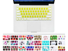 """Candy Rainbow Silicone Keyboard Cover Skin Protector For MacBook Air 11.6"""" 11""""11"""