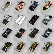 THE VAMPIRE DIARIES DAMON ELENA STEFAN 3D PHONE CASE COVER FOR IPHONE OR SAMSUNG