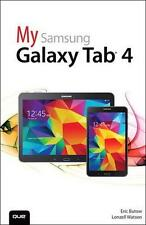 NEW My Samsung Galaxy Tab 4 by Eric Butow BOOK (Paperback)