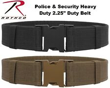 Police Security Law Enforcement Military Tactical Duty Belt 10570 10571